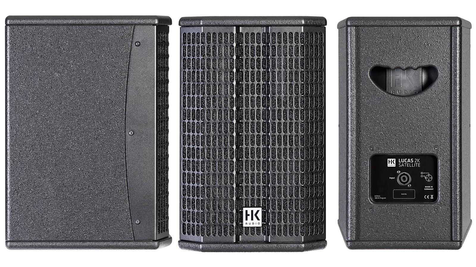 HK-Audio LUCAS 2K18 System