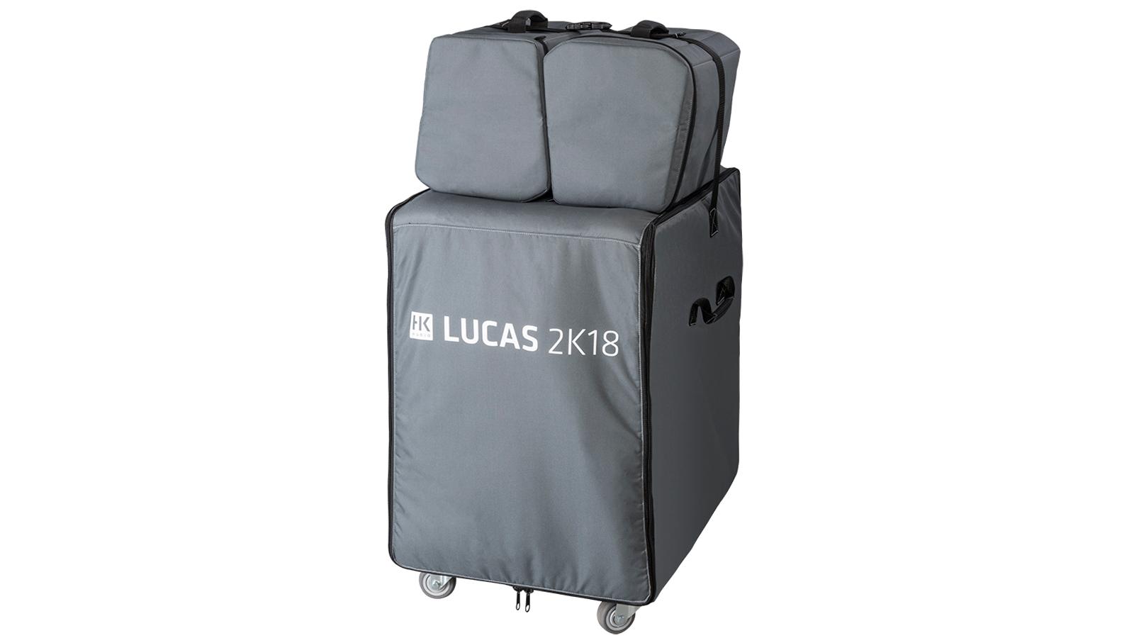HK-Audio LUCAS 2K15 Hüllenset