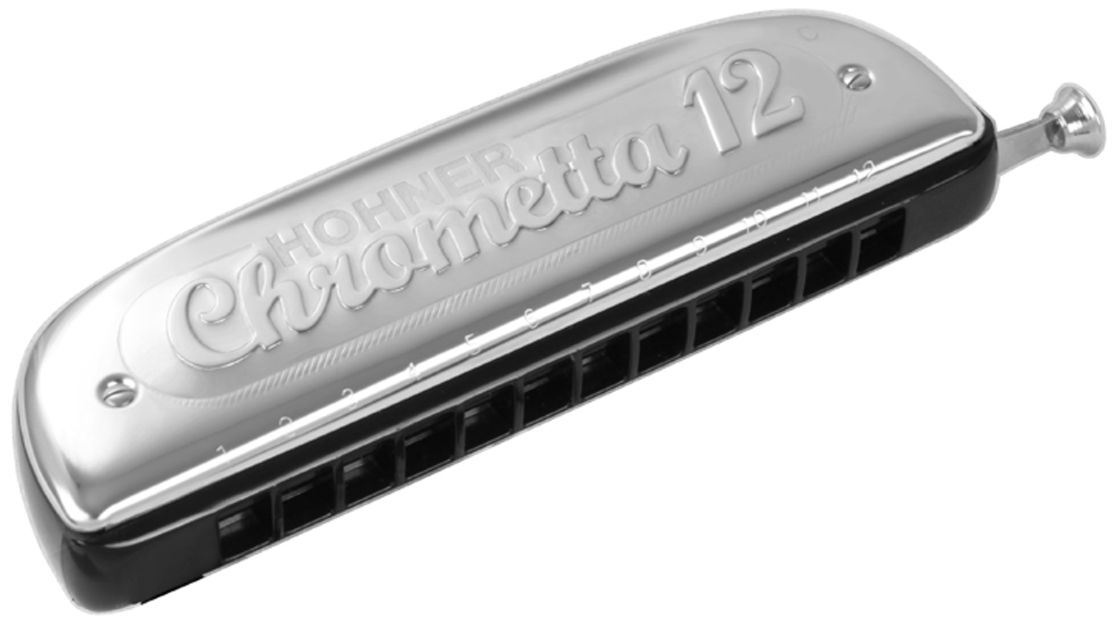 Hohner HOM25501 Chrometta 12 C-Dur