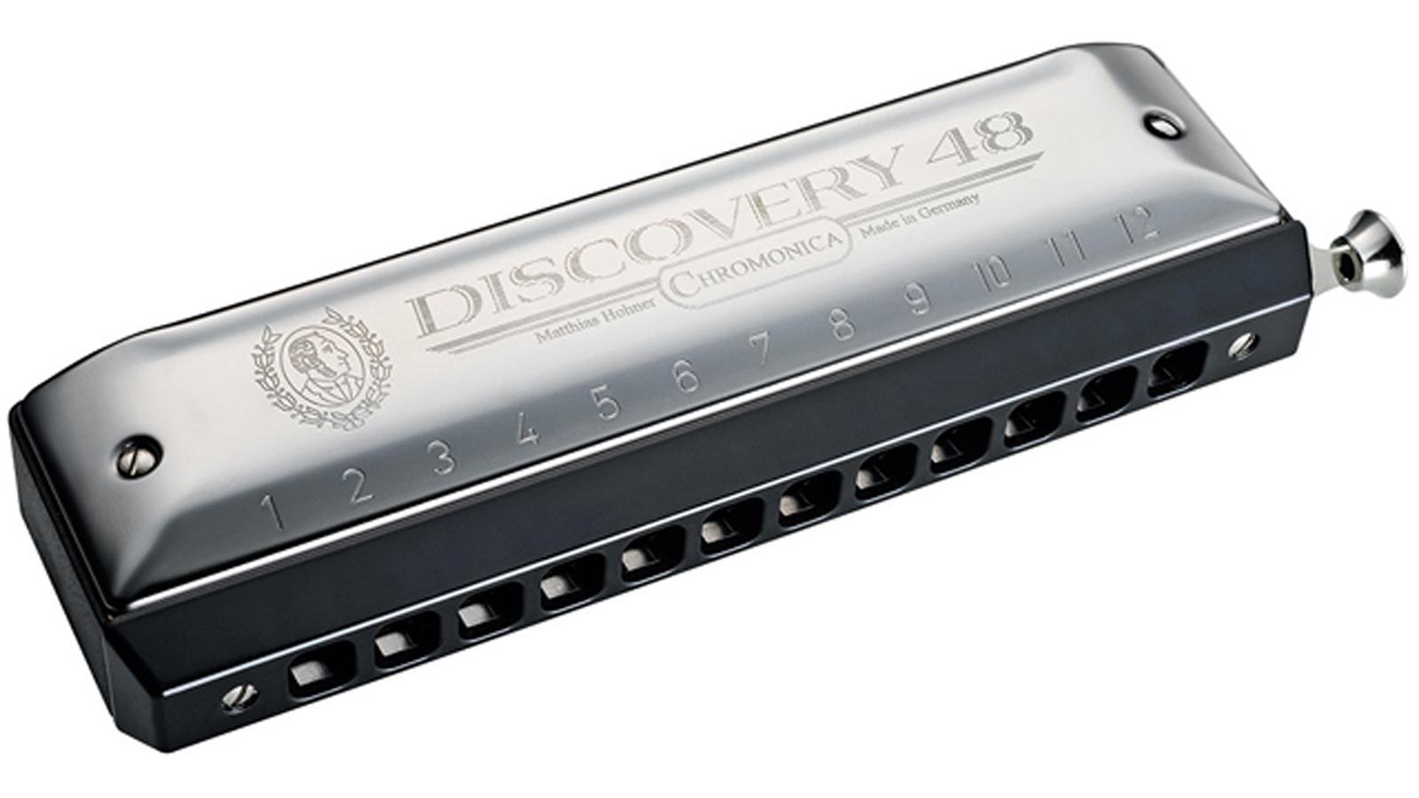 Hohner Discovery 48 C Mundharmonika