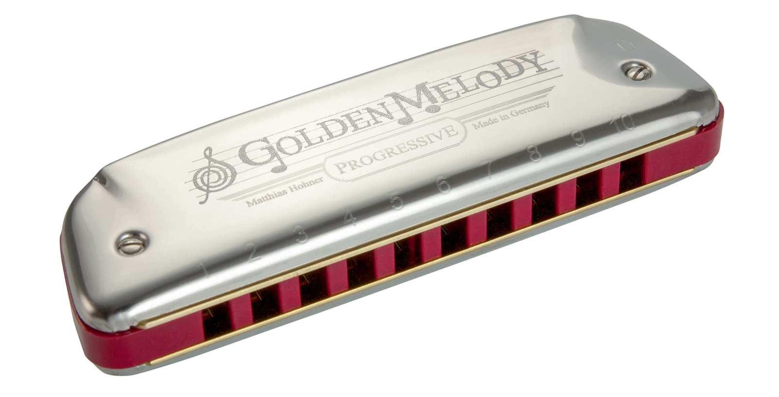 Hohner Golden Melody F-Dur