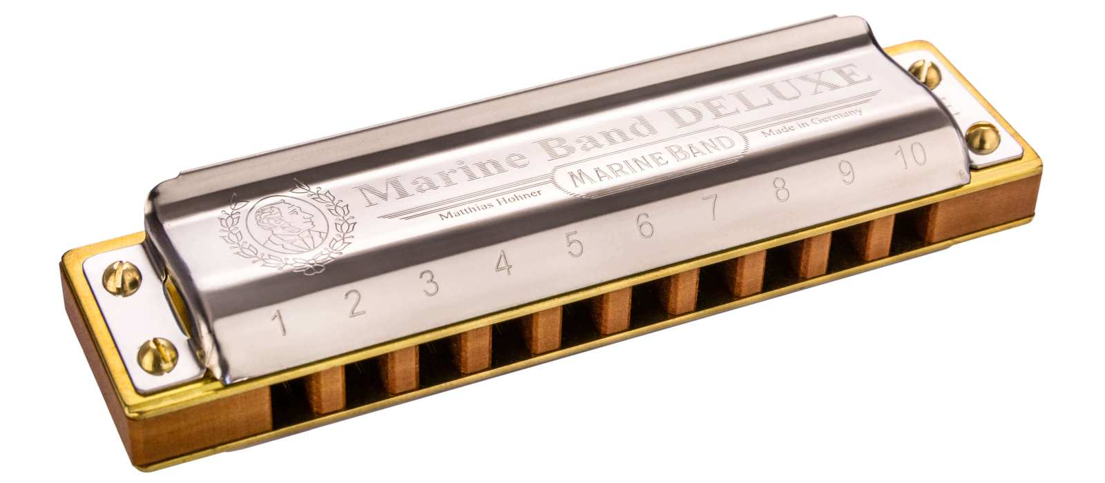 Hohner Marine Band Deluxe H