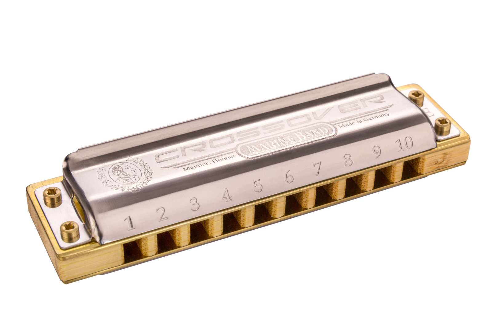 Hohner Marine Band Crossover Fis-Dur