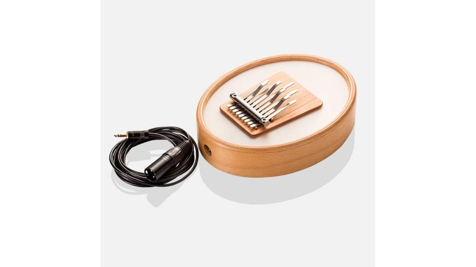 Hokema Sansula Renaissance Elektro A Moll 440 Hz