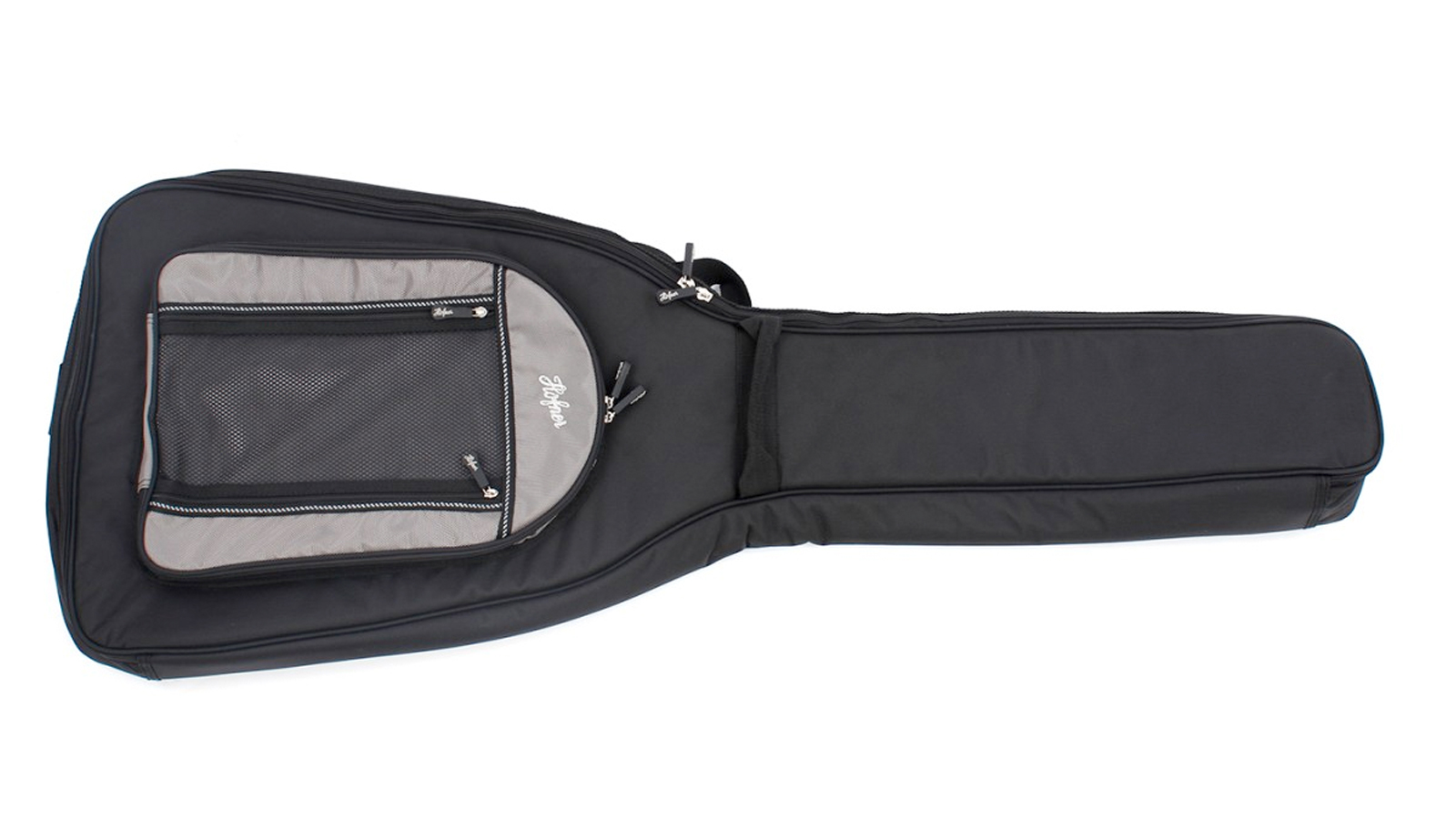 Höfner H61/22-Bk Verythin Premium Gigbag Black