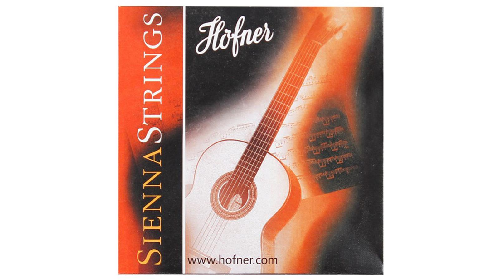 Höfner HSS Saiten für Konzertgitarre