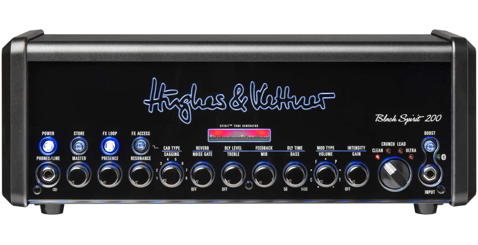 Hughes & Kettner BlackSpirit 200