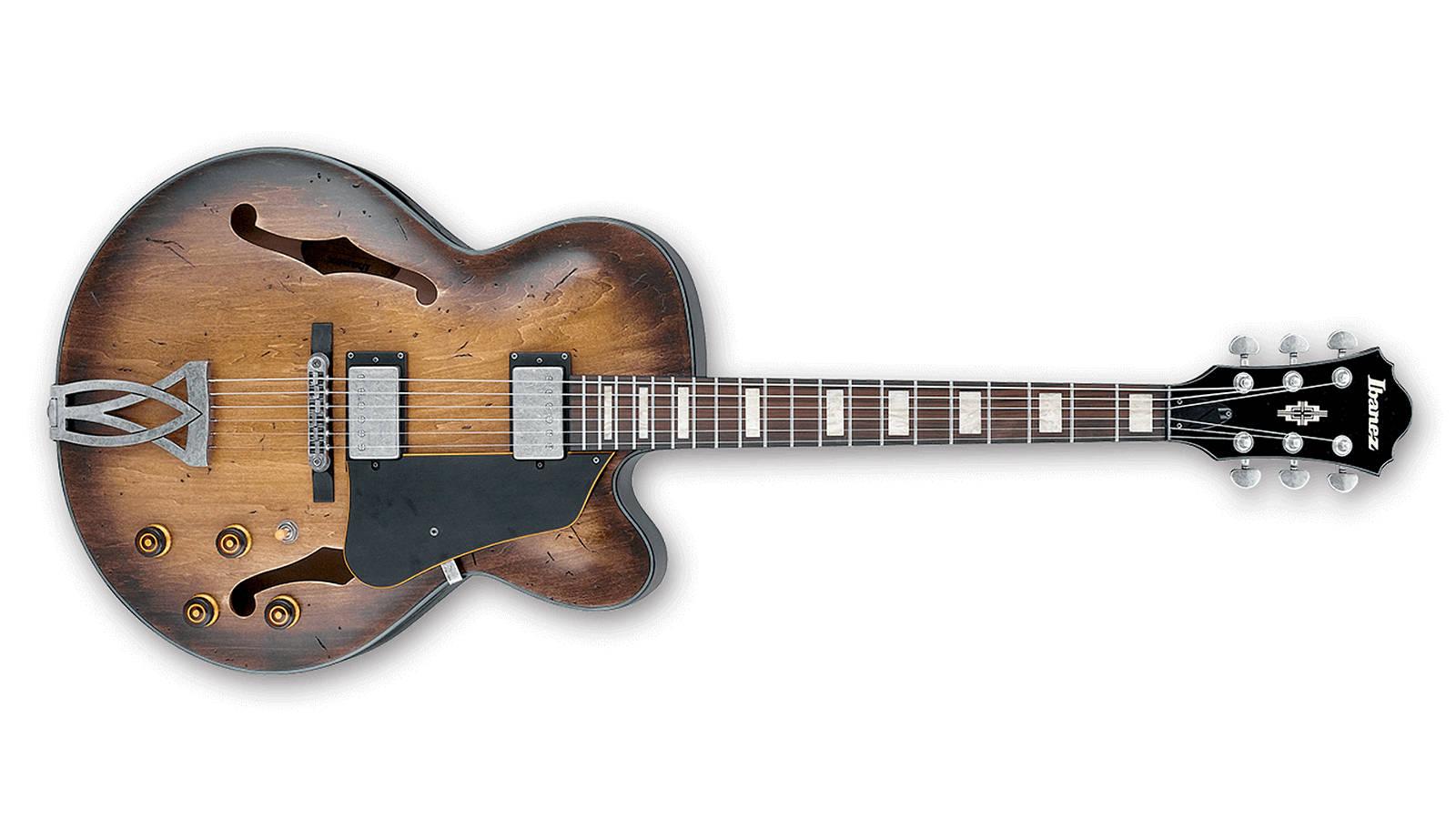 Ibanez AFV10A-TCL Artcore Vintage E-Gitarre