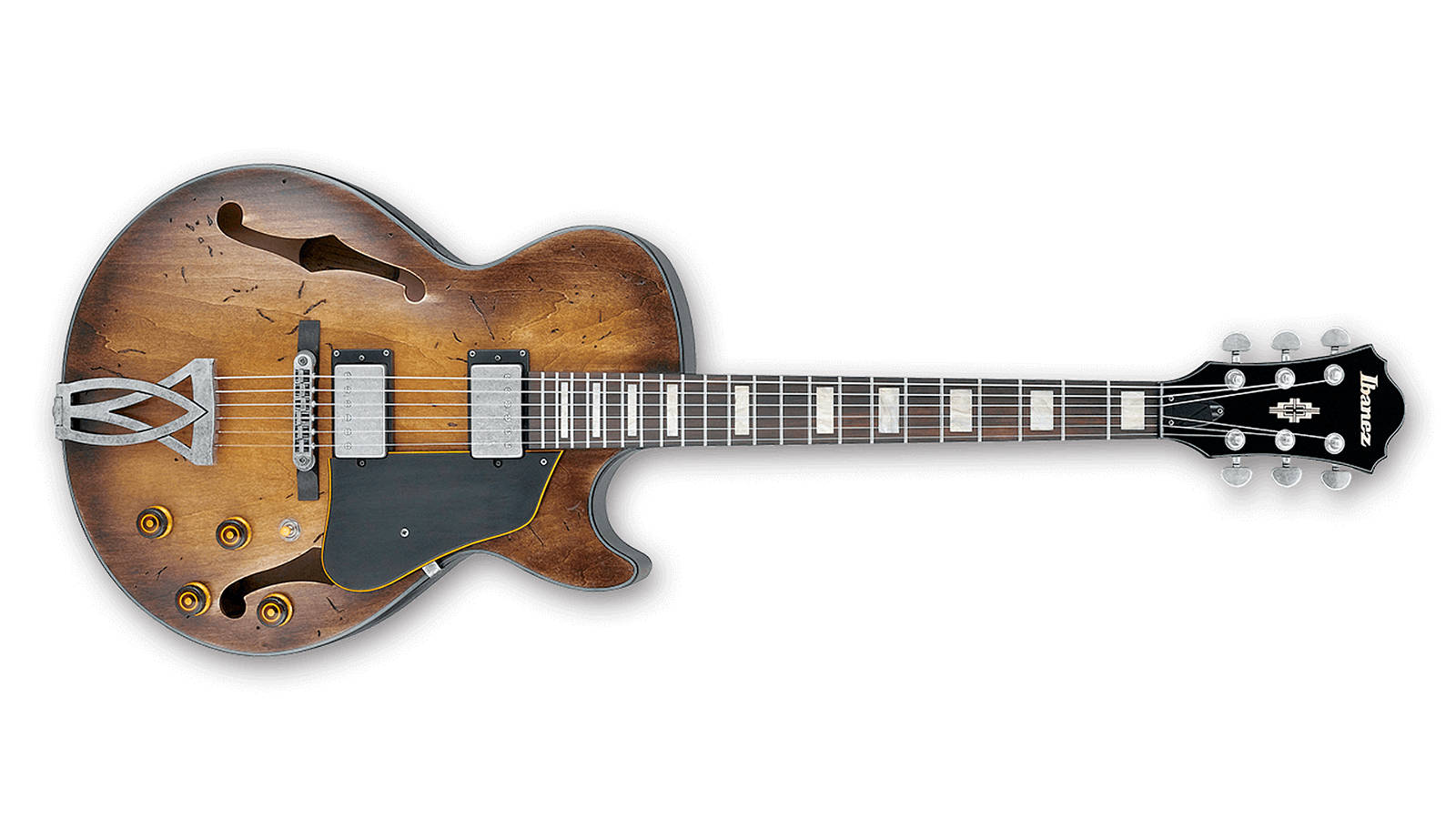 Ibanez AGV10A-TCL Artcore E-Gitarre