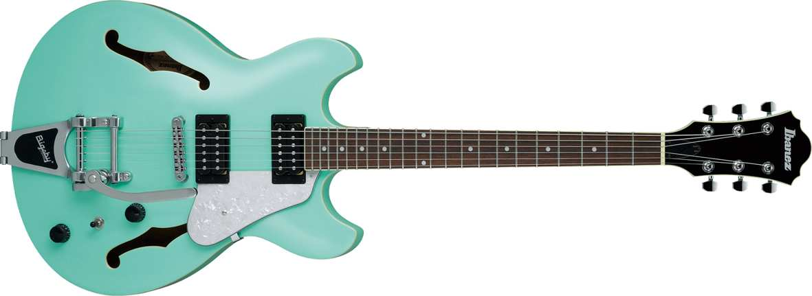 Ibanez AS63T-SFG Artcore Bigsby
