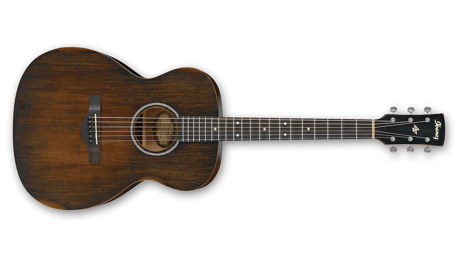 Ibanez AVC6-DTS Artwood Vintage Westerngitarre