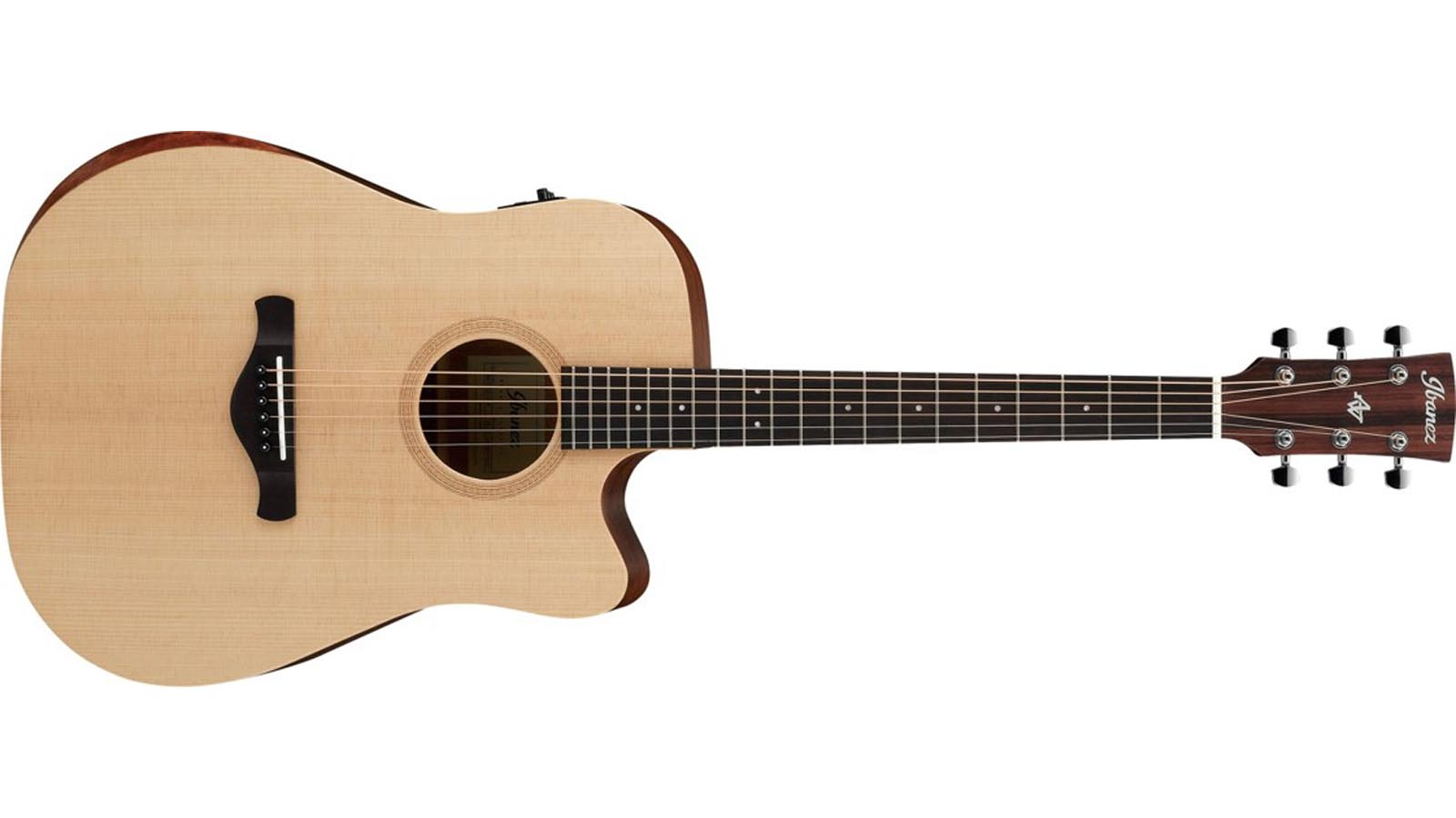 Ibanez AW150CE-OPN Open Pore Natural Artwood