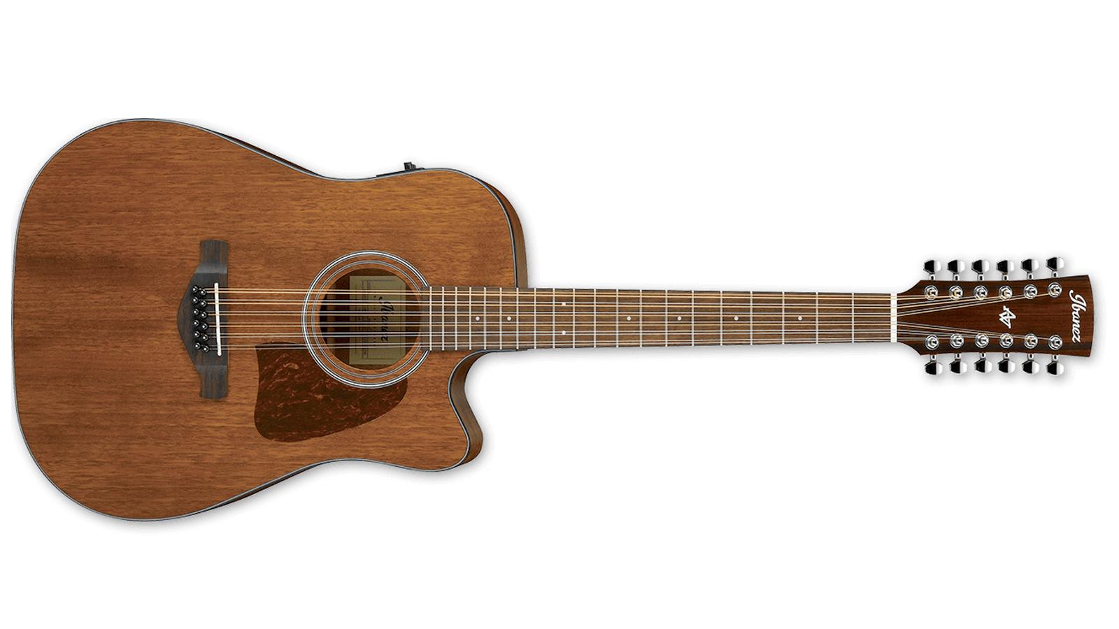 Ibanez AW5412CE-OPN 12-saitige Westerngitarre