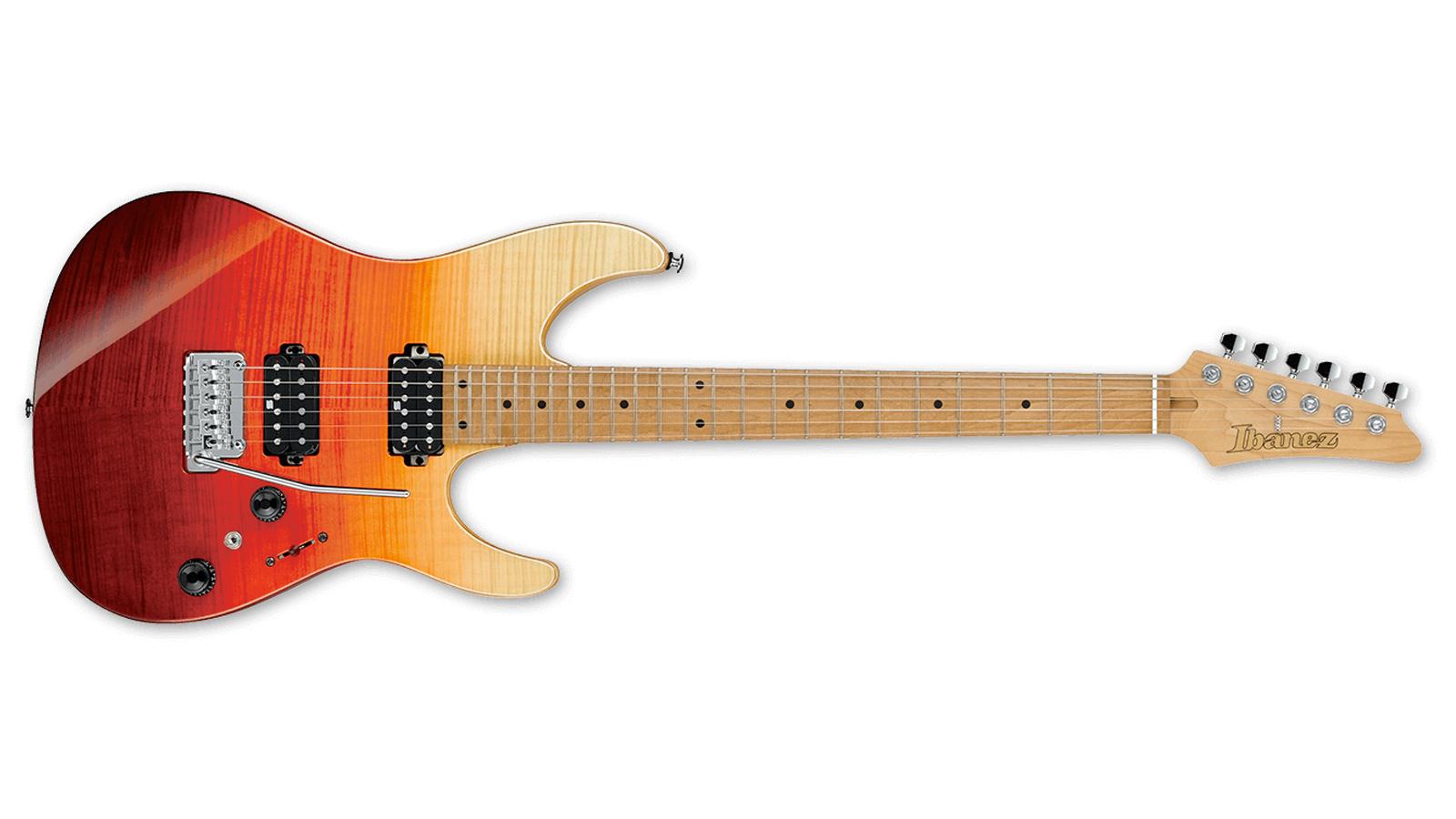 Ibanez AZ242F-TSG E-Gitarre