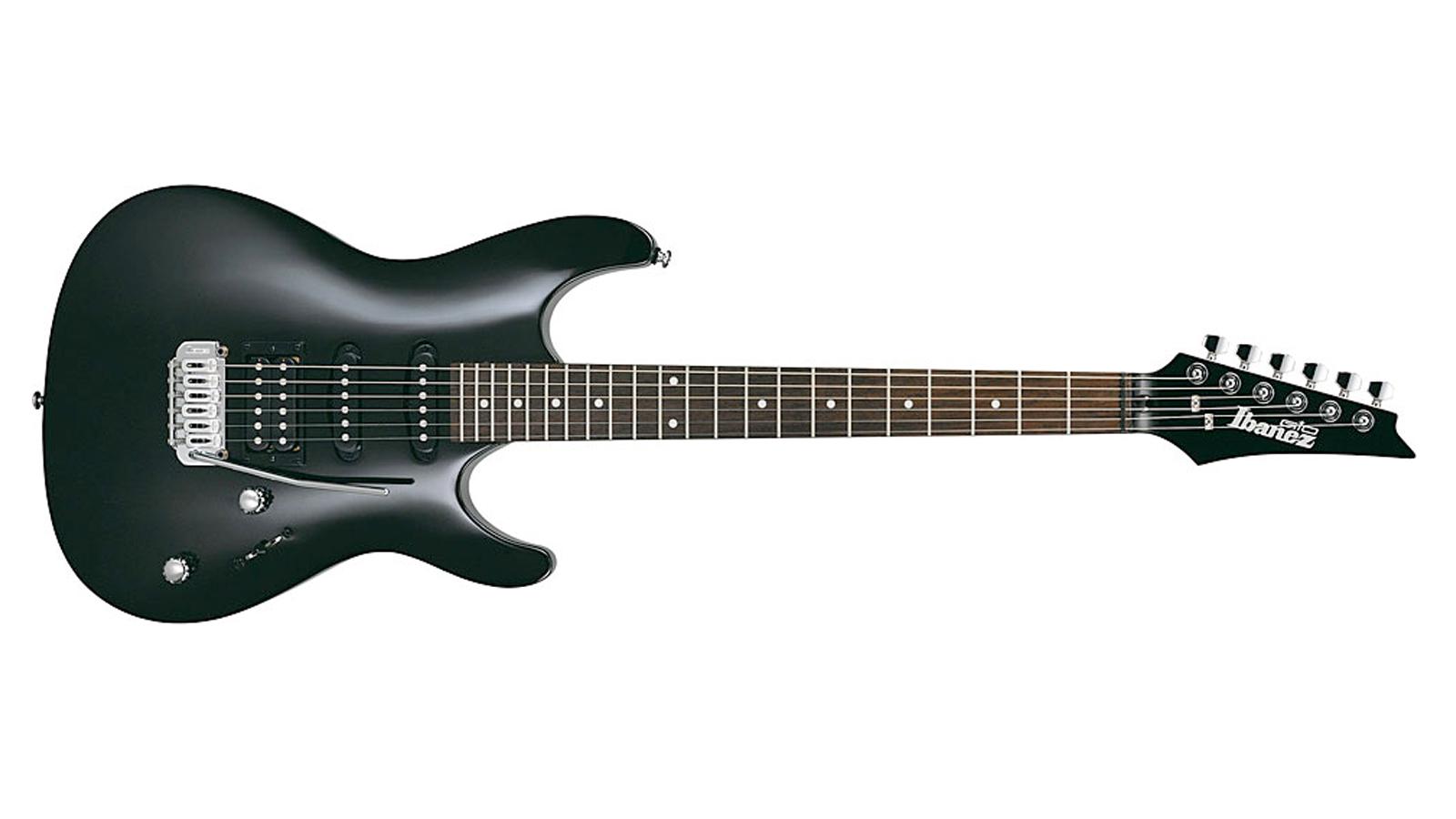 Ibanez GSA60-BKN E-Gitarre Black Night