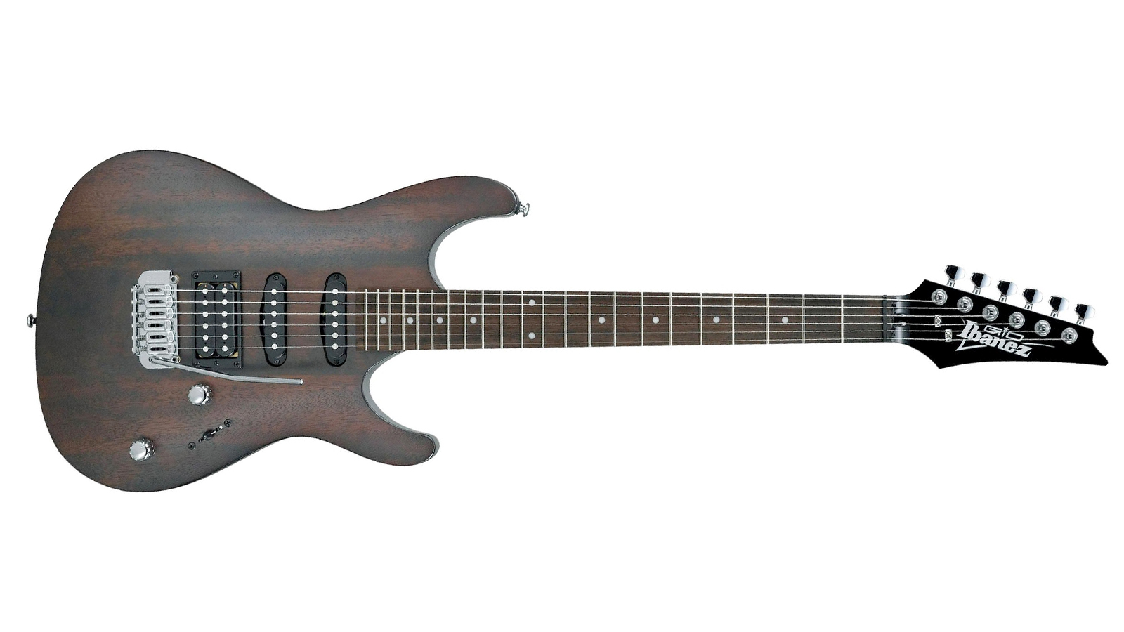 Ibanez GSA60-WNF E-Gitarre Walnut Flat