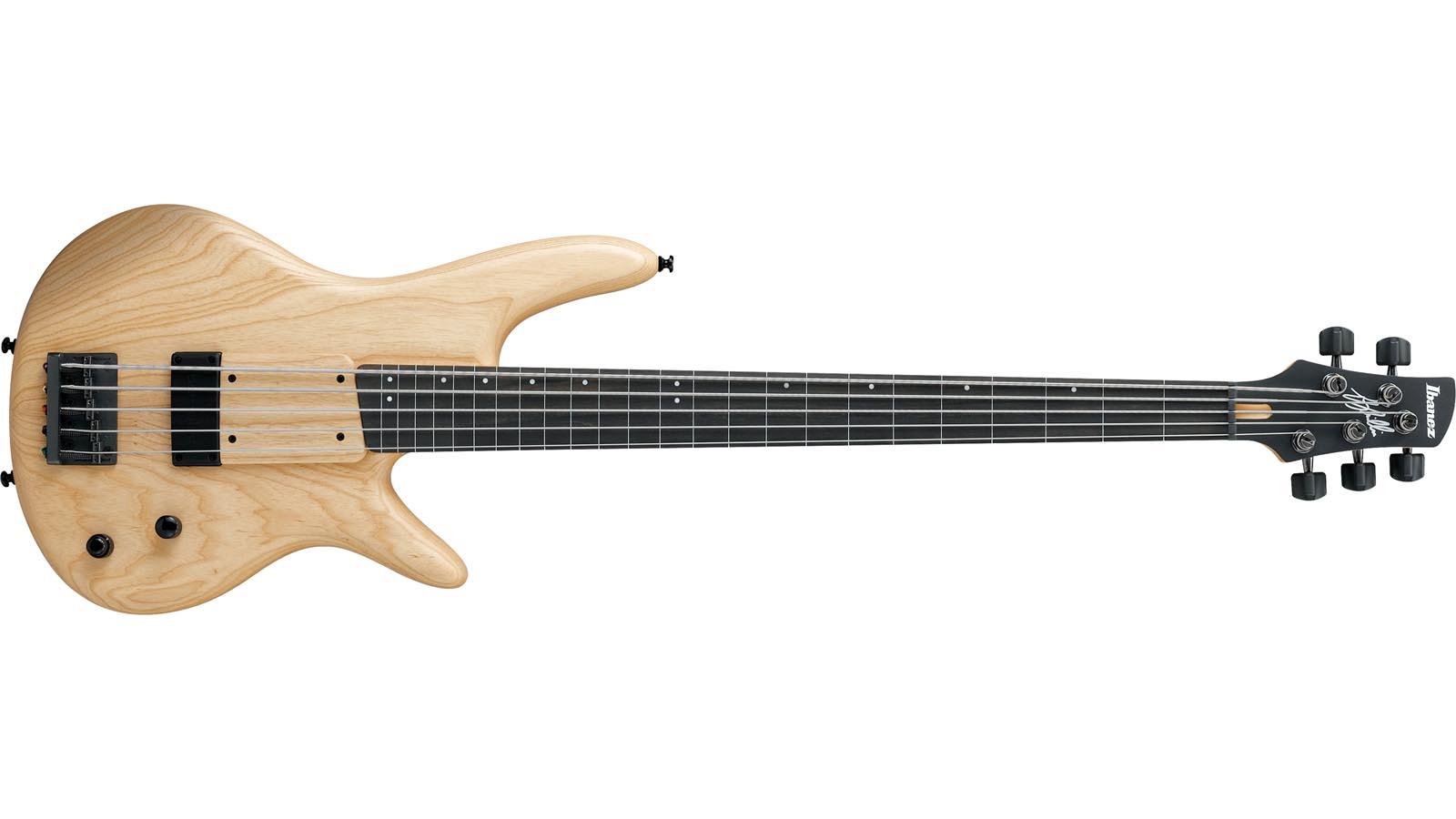 Ibanez GWB205-NTF 5-Saiter Fretless Bass