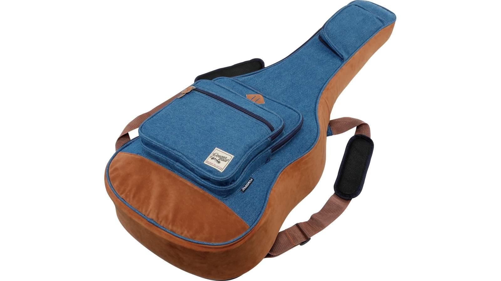 Ibanez ICB541D-BL Gigbag Klassikgitarre blue denim