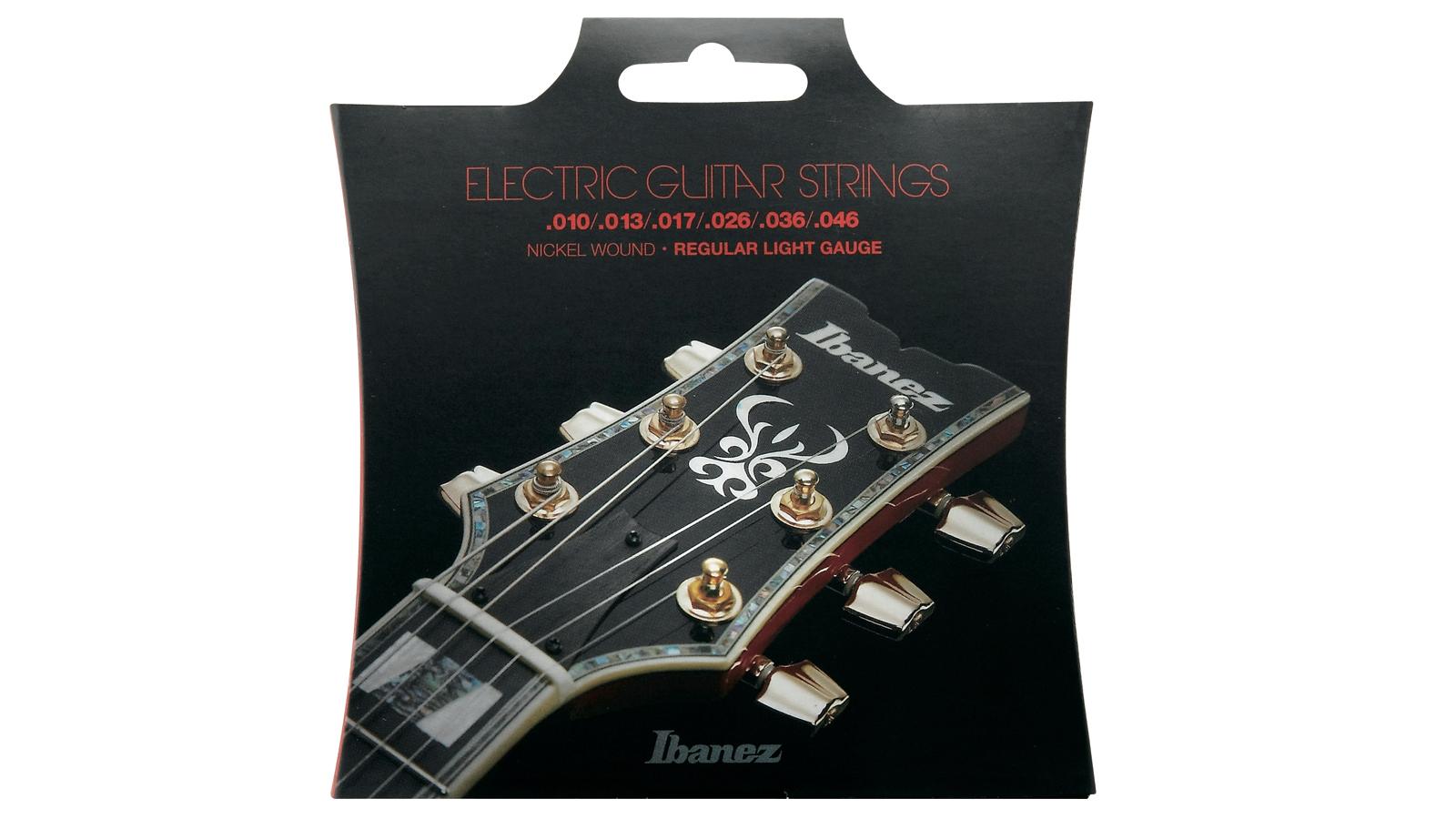 Ibanez IEGS61 E-Gitarren Saiten 010-046