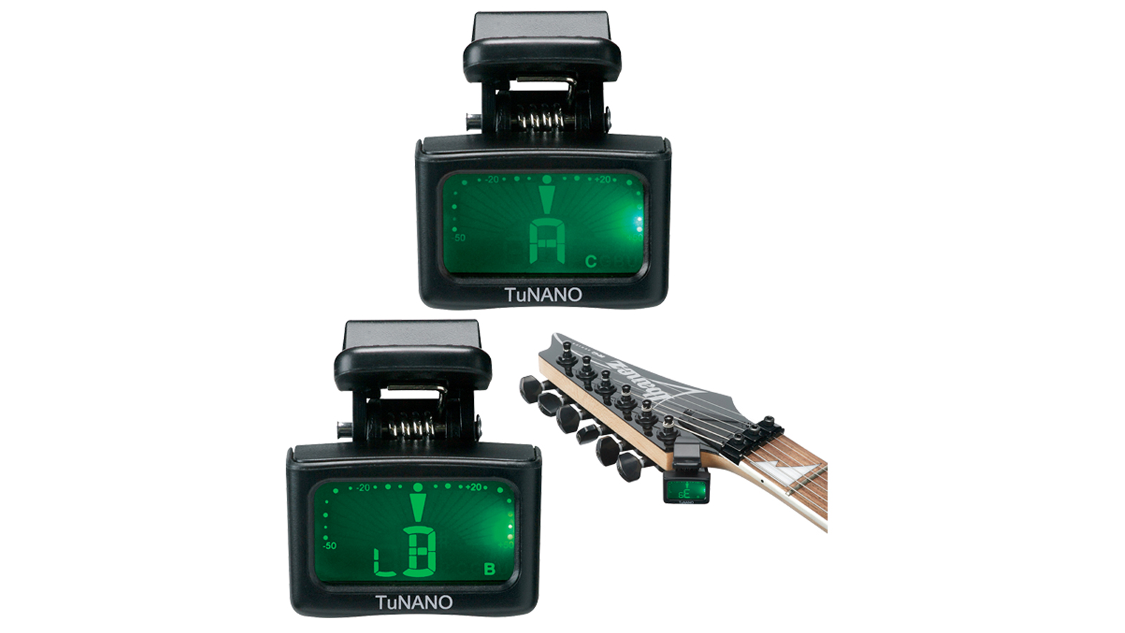 Ibanez TuNANO Clip On Tuner