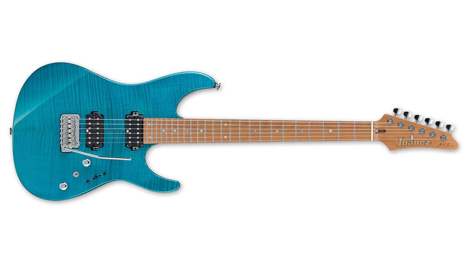 Ibanez MM1-TAB Martin Miller E-Gitarre