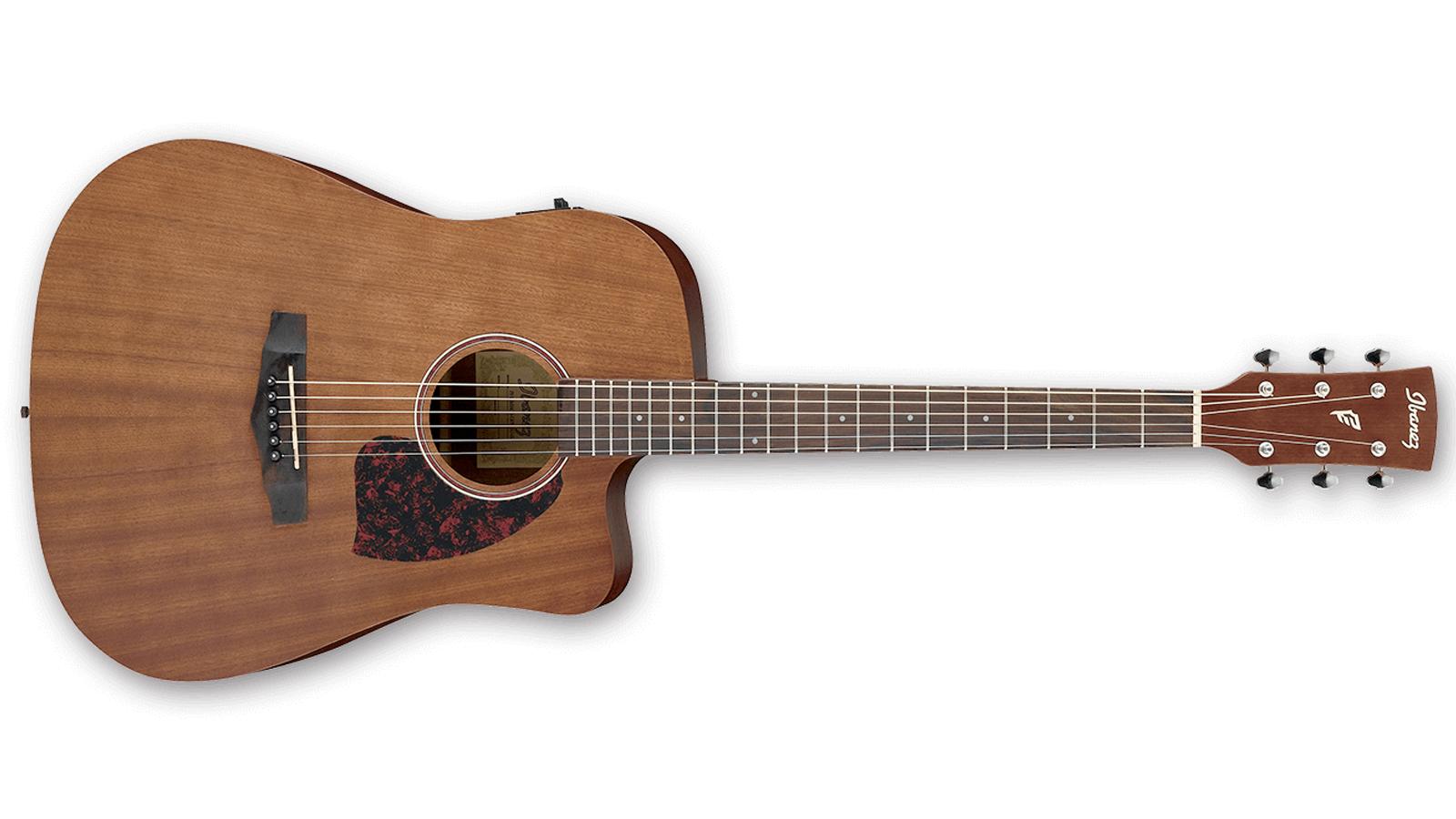 Ibanez PF12MHCE-OPN Westerngitarre