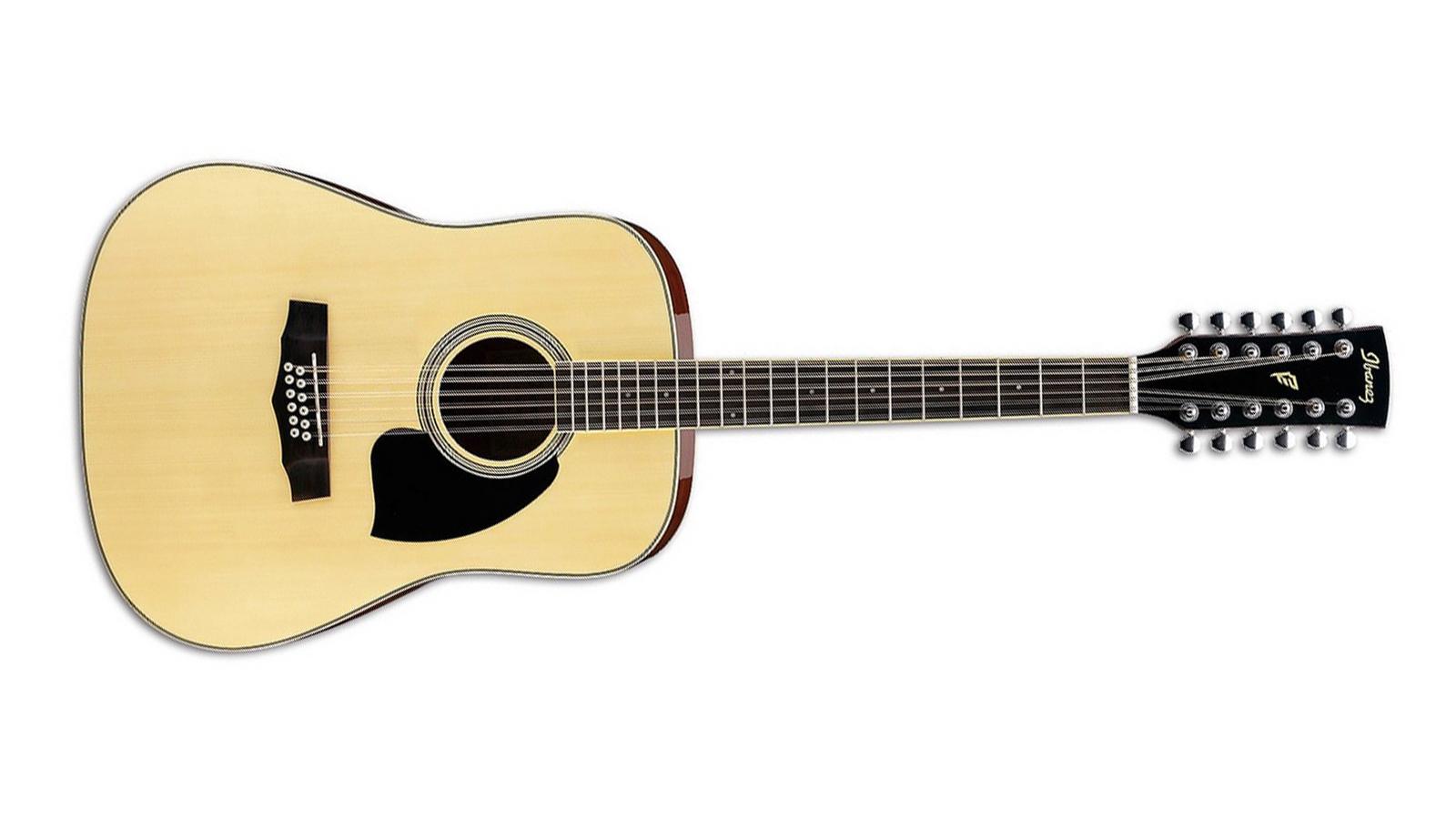Ibanez PF1512-NT Westerngitarre