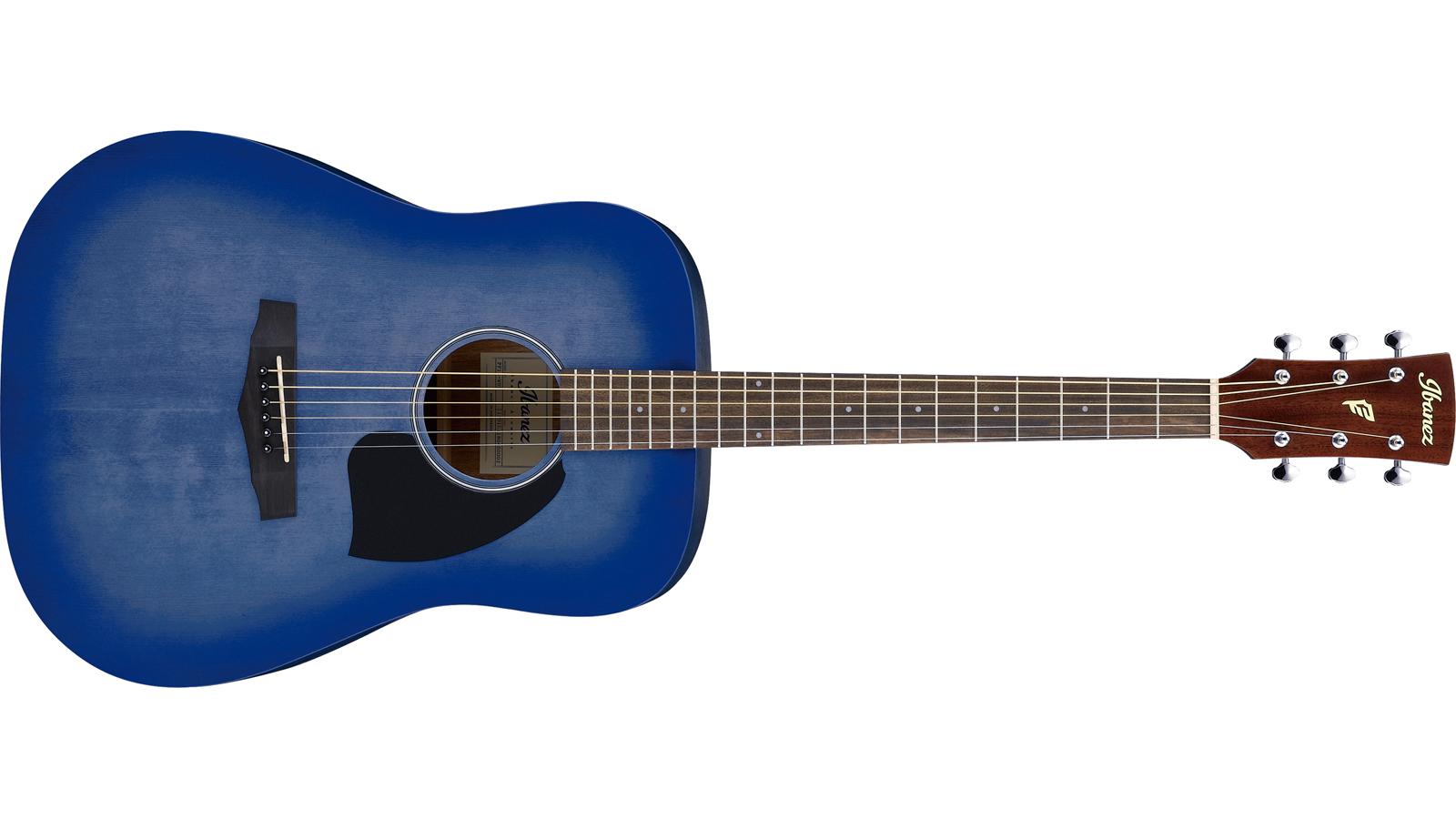 Ibanez PF18-WDB W-Gitarre WASHED DENIM BURST
