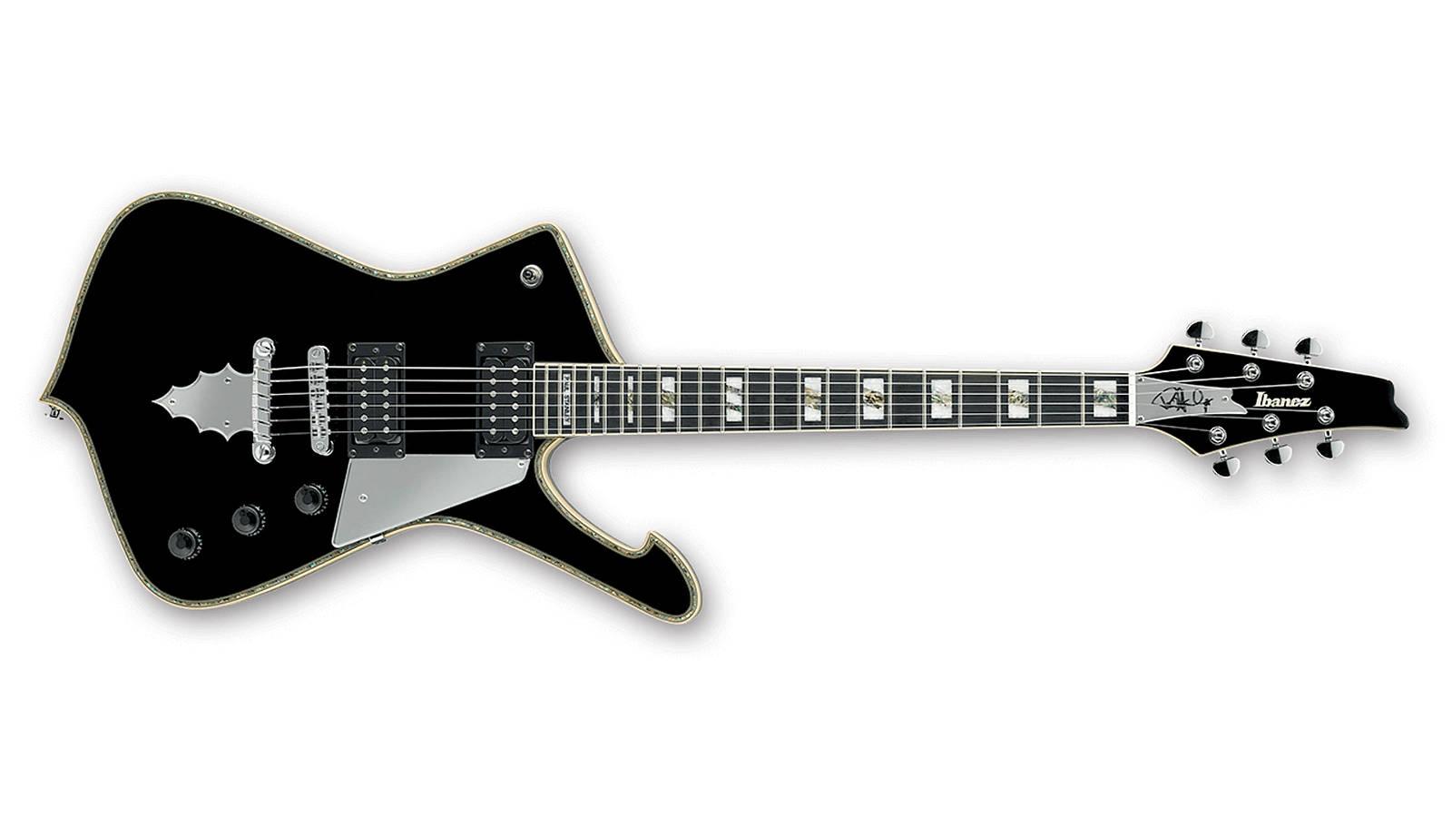 Ibanez PS120-BK Paul Stanley Signature E-Gitarre