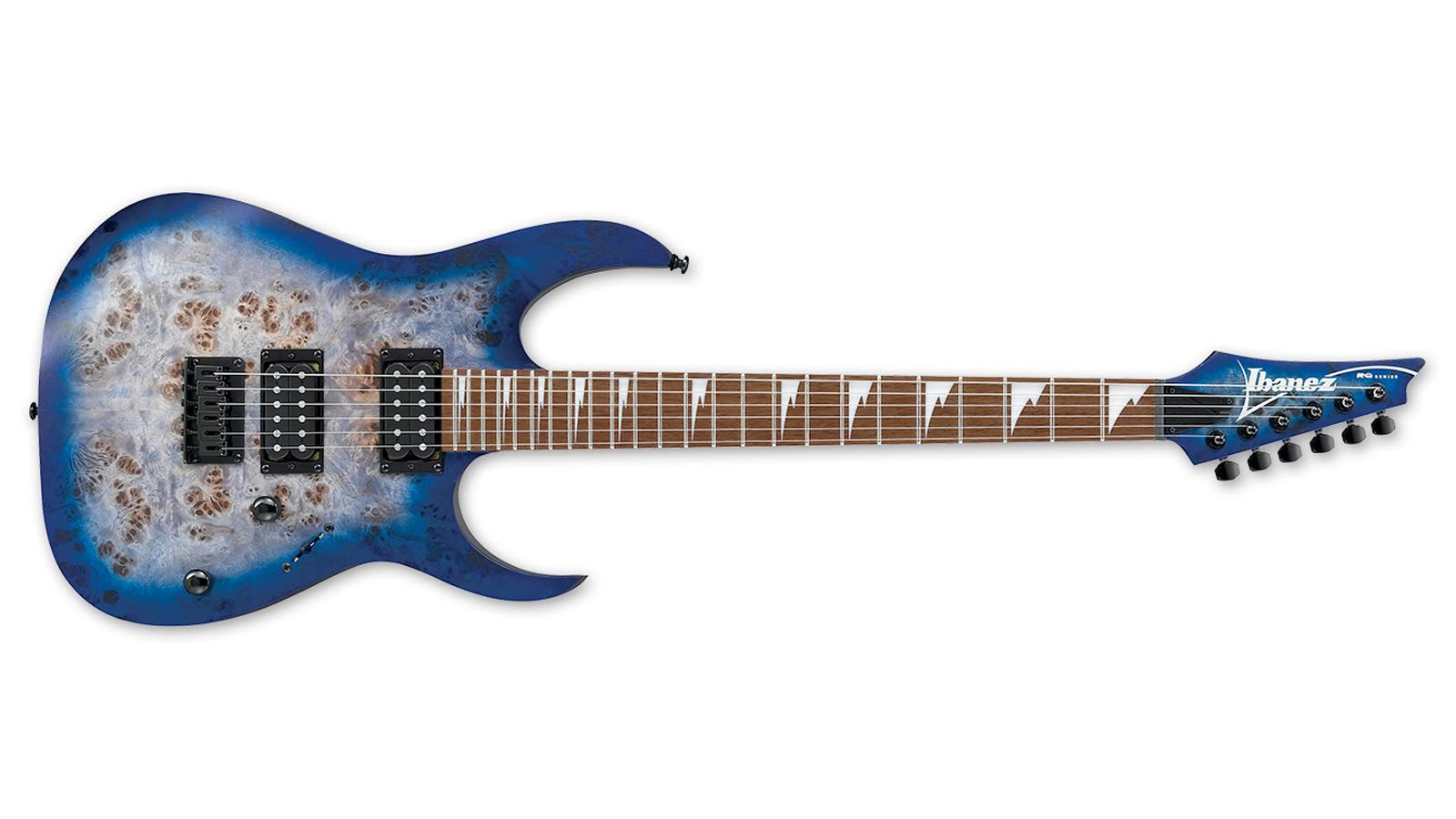 Ibanez RGRT621DPB-BLF E-Gitarre