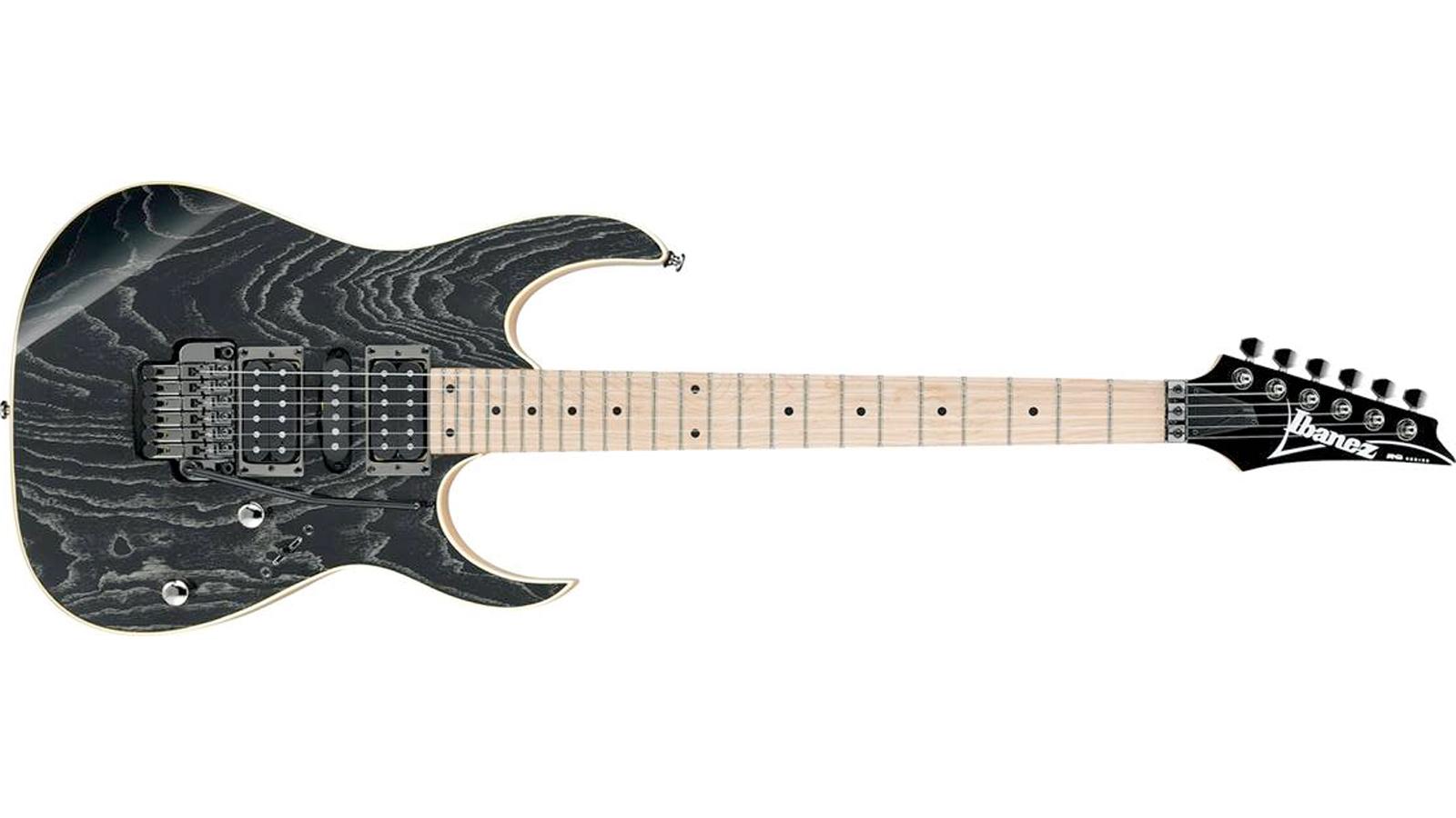 Ibanez RG370AHMZ-SWK E-Gitarre