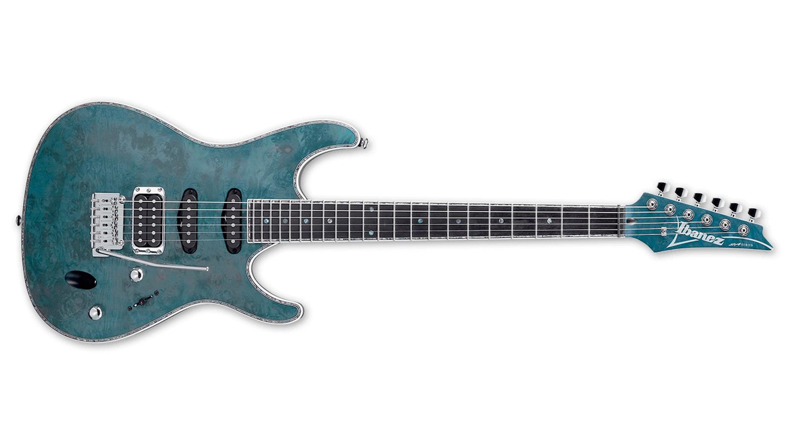 Ibanez SA560MB-ABT E-Gitarre