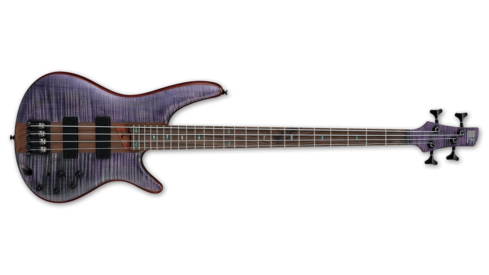 Ibanez SR870-DTF 4-Saiter Bass