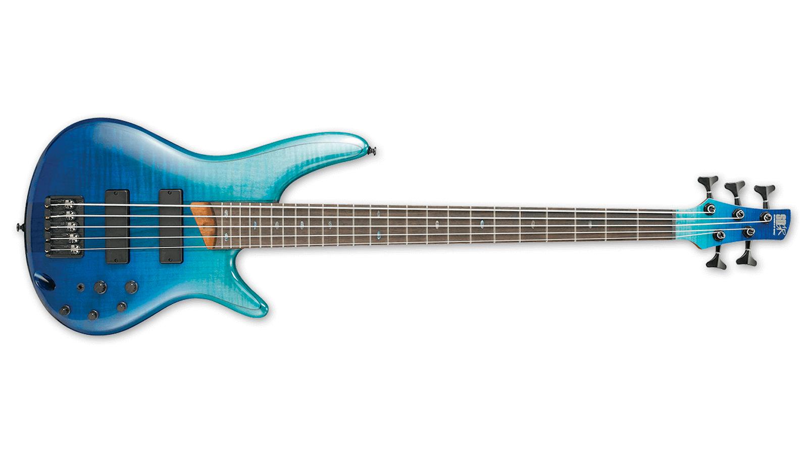 Ibanez SR875-BRG E-Bass