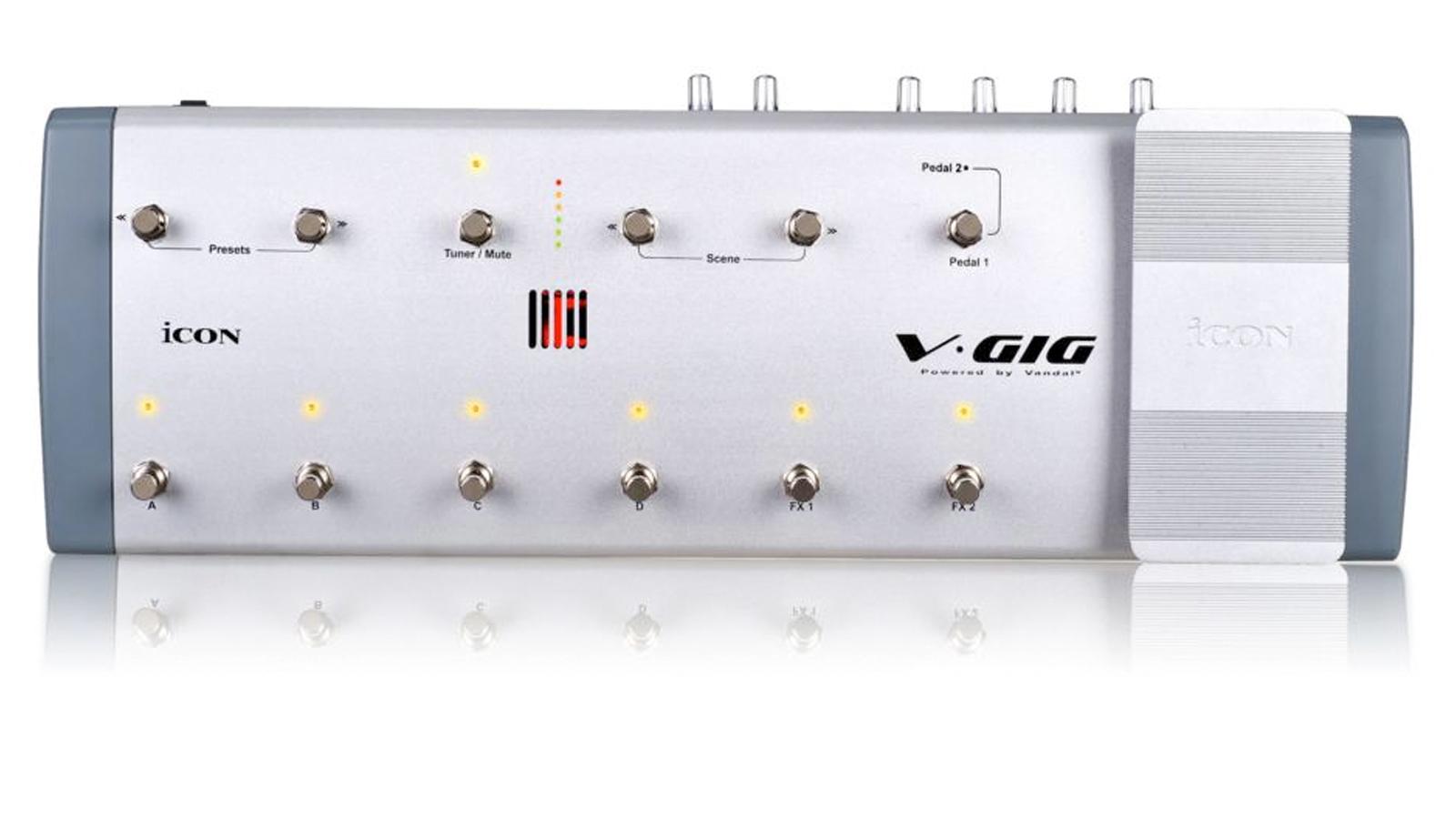 ICON V-GIG Effekt Board