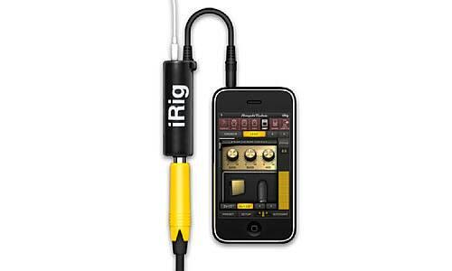 IK Multimedia Amplitube iRig Ampsimulation für iPhone