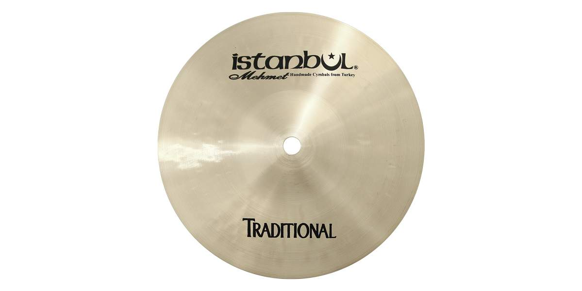 """Istanbul Mehmet BL08 Traditional Bell 08"""""""