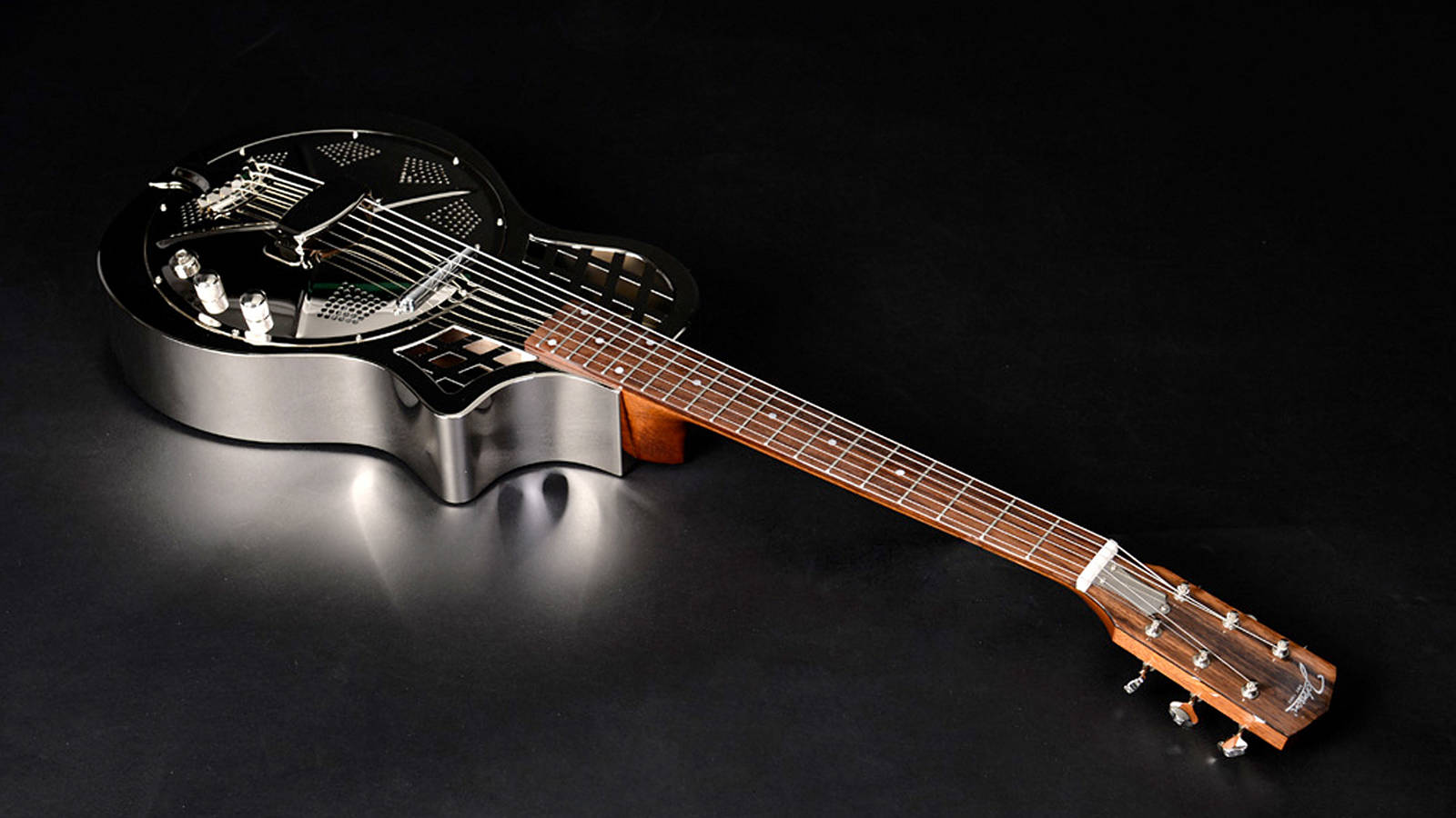 Johnson JR-994E Resonator Girtarre