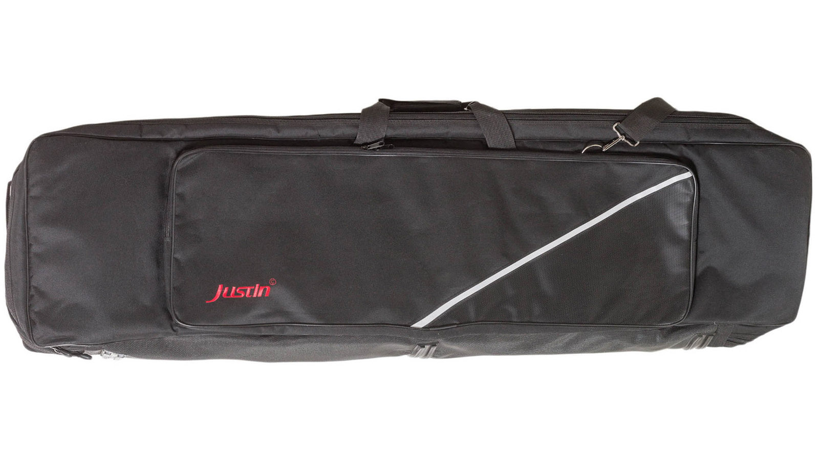 Justin TB 137 Keyboardtasche schwarz 137x37x17cm