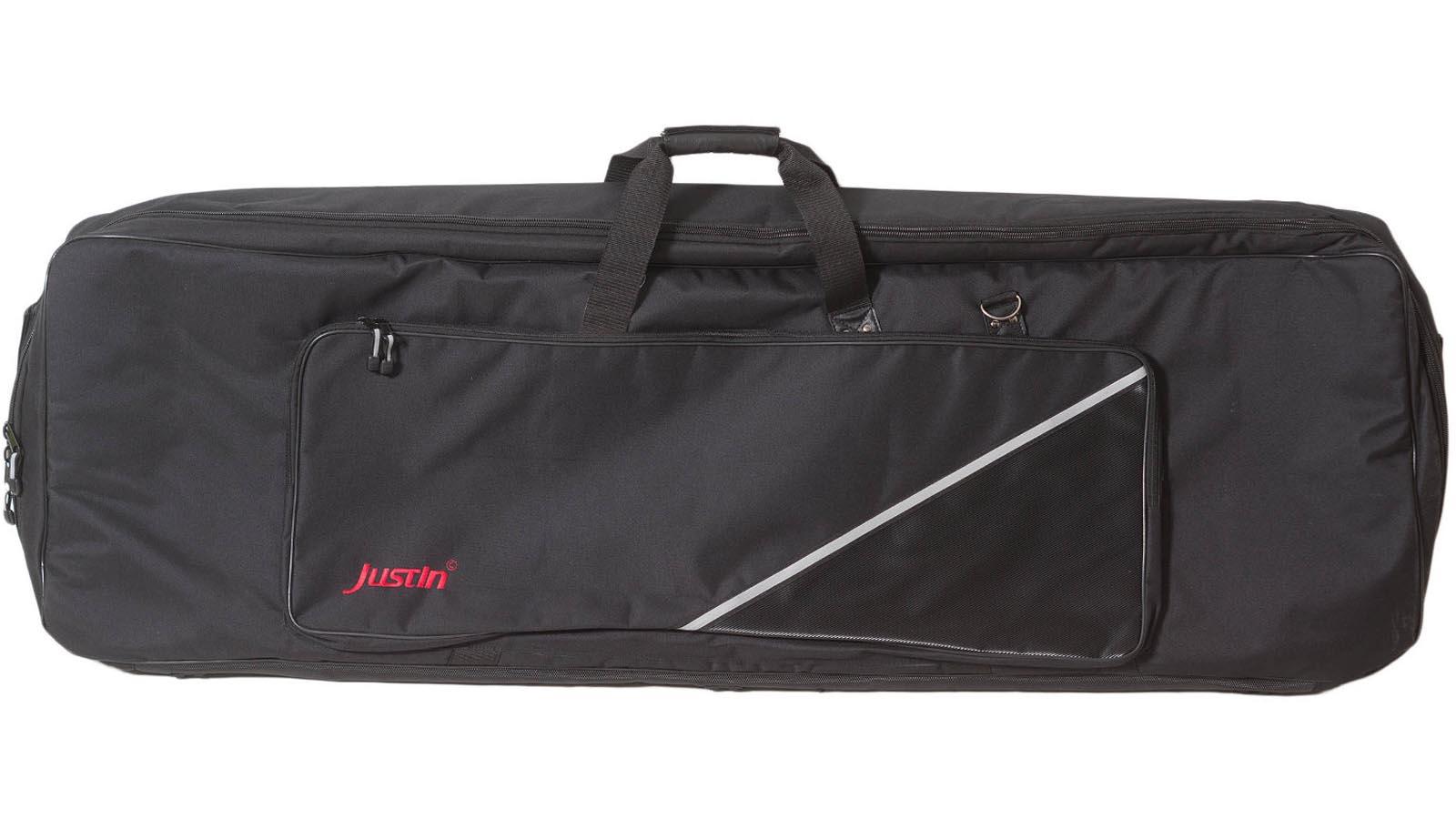 Justin TB 143 Keyboardtasche schwarz 143x43x17cm