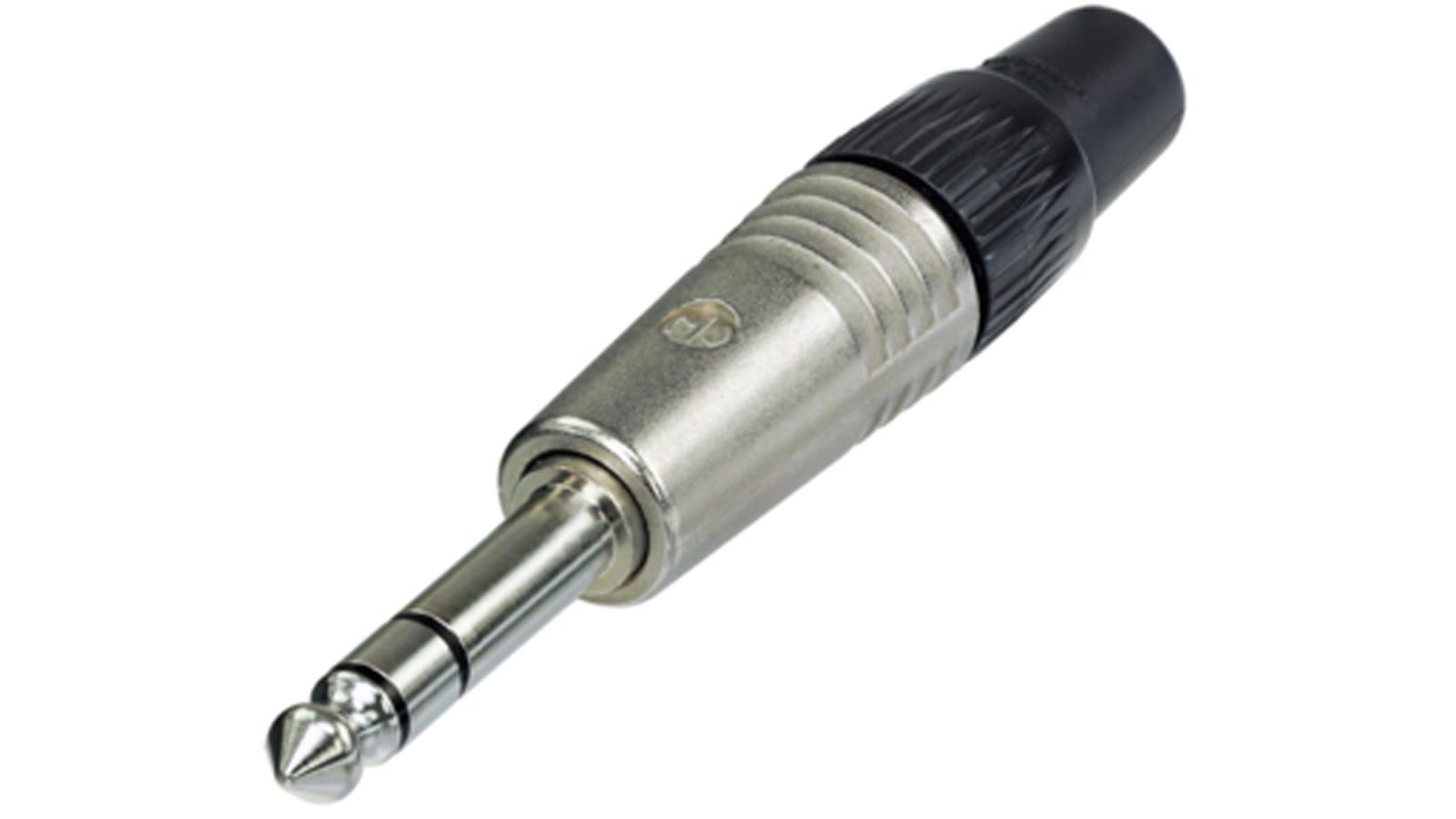 Neutrik Stecker Stereo Klinke NP-3C