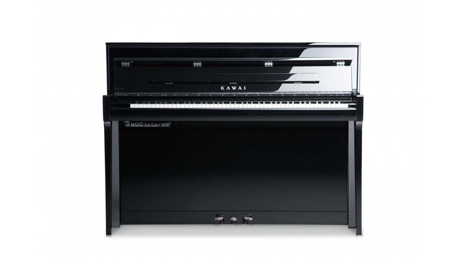 Kawai NV-5 Novus Hybrid Piano Holztasten