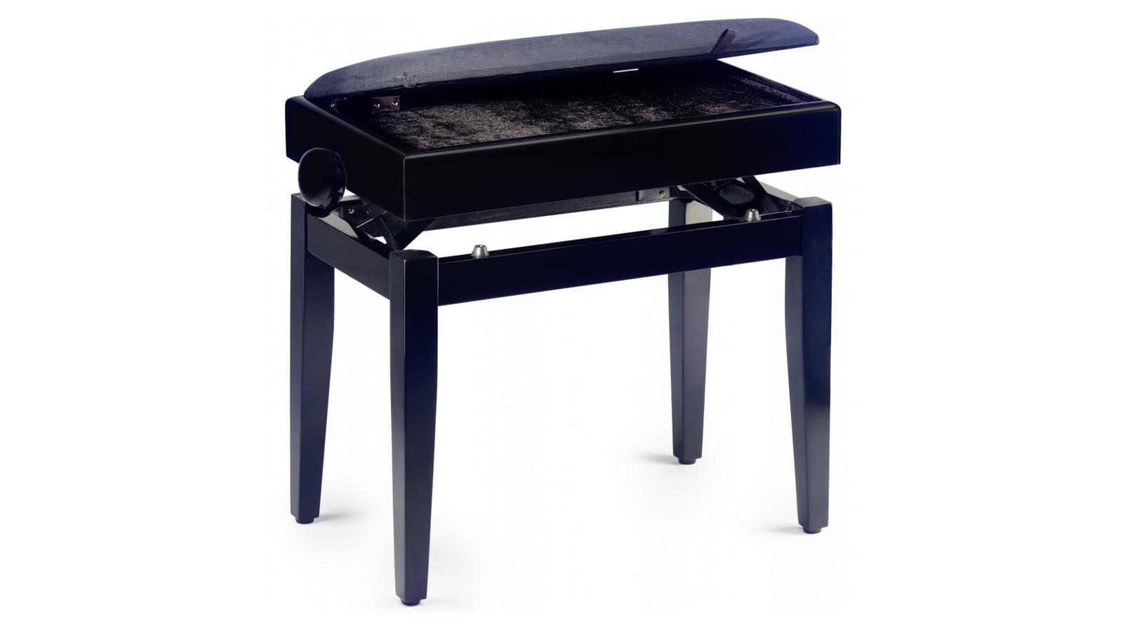 Klavierbank / Pianobank PB55 BK M V/BK