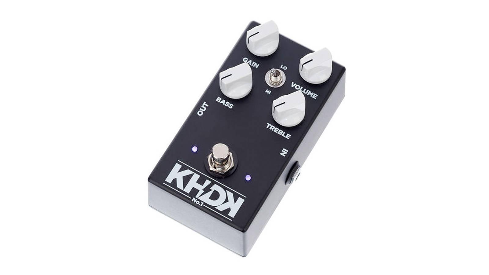 KHDK Kirk Hammett KHDK-1 Overdrive