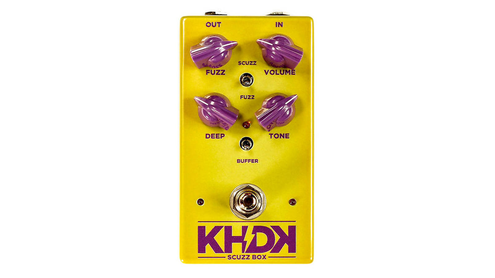 KHDK Kirk Hammett KHDK-SB Scuzz Box