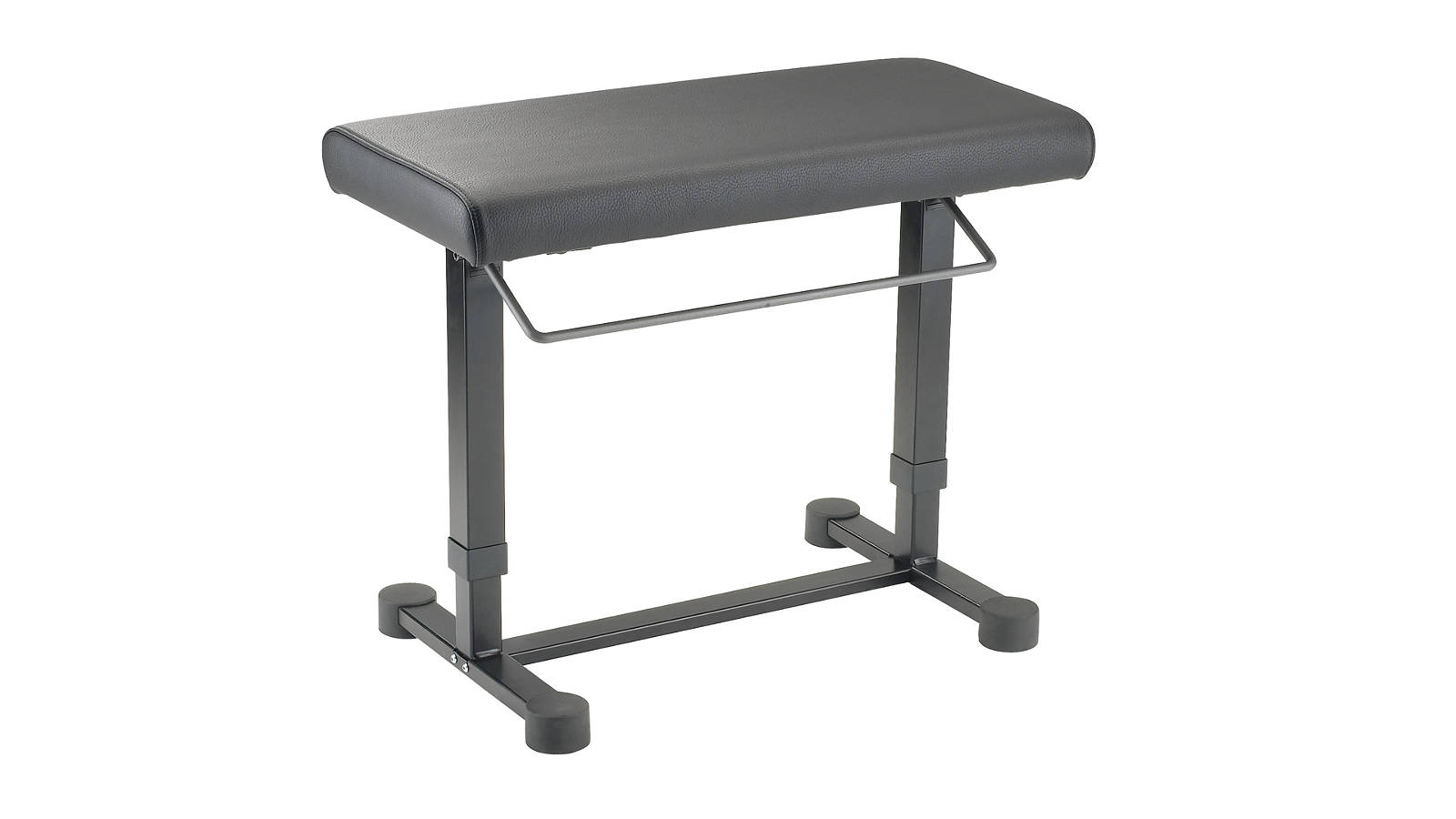 K&M 14080 Klavierbank Uplift schwarz