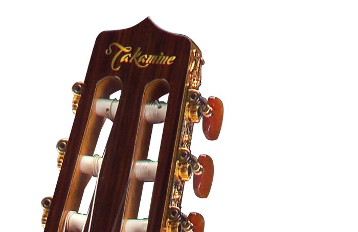 Takamine TC-132 SC Klassikgitarre