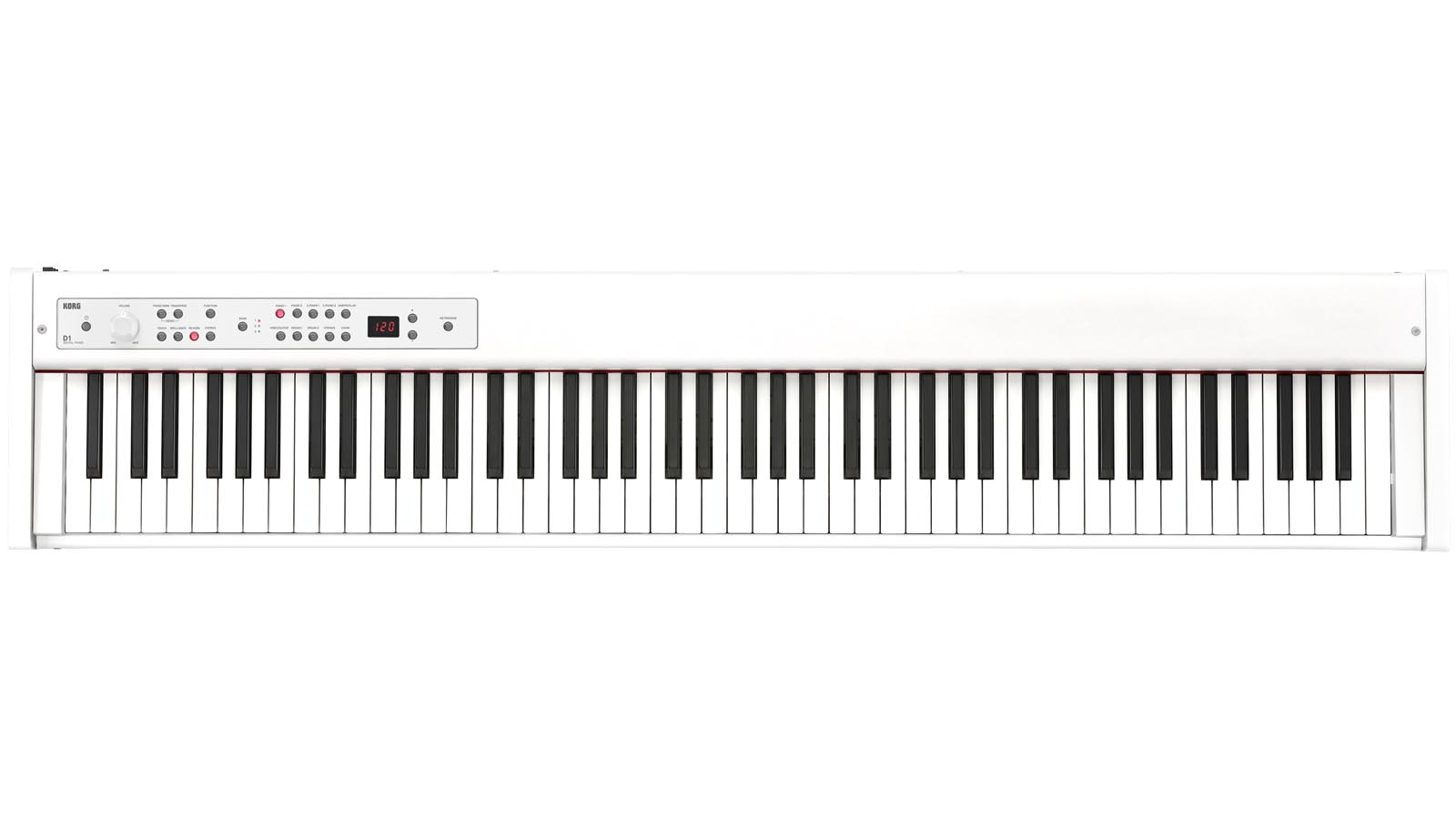 Korg D1 Digitalpiano white Stagepiano