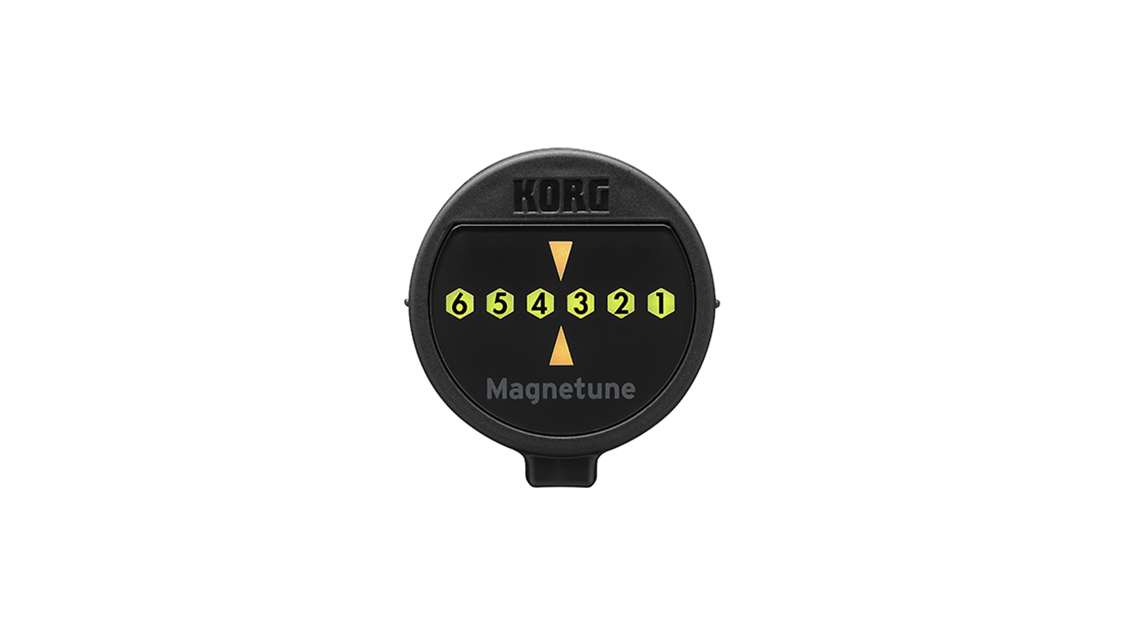 Korg G1 bk Tuner mit Magnet