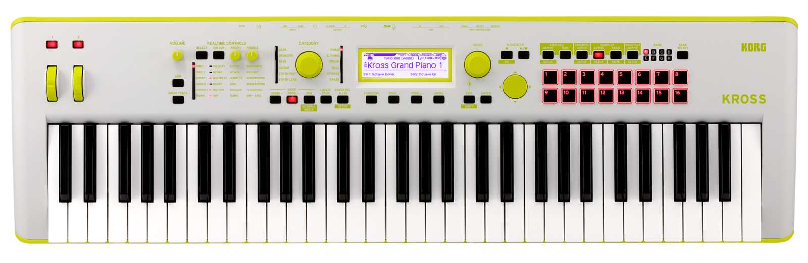 Korg Kross2 61 GG Music Workstation